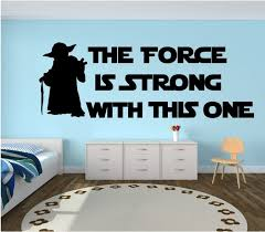 Star Wars 3d Wall Stickers Decal With Name Australia For Bedrooms Art Vinyl Nursery Ebay Vamosrayos