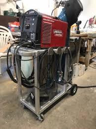 tig welder cart plans