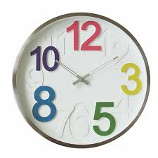 hermle clocks bailey 16 wall clock