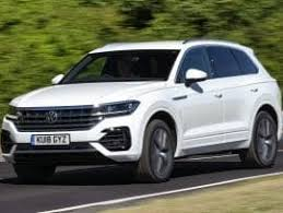 volkswagen touareg luxury 4x4 lease