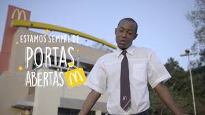 Portas Abertas 2.0 - McDonald's - YouTube