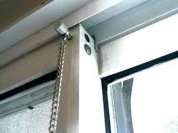 child safety sliding door lock glass