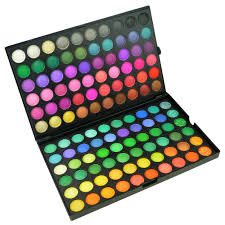 120 rainbow palette slap cosmetics
