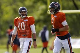 Trubisky or Foles? Bears coach Nagy says, 'We need to see more'