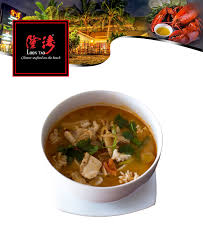Thai Style Tom Yam Seafood Soup