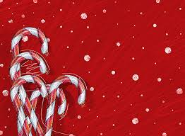 hd wallpaper red and white candy cane