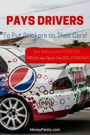 Get Paid For Car Advertising Stickers A Review Of Brandyourcar Moneypantry