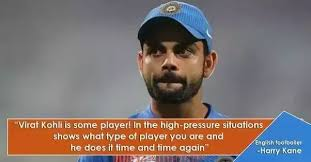 what are some iconic quotes about virat kohli quora