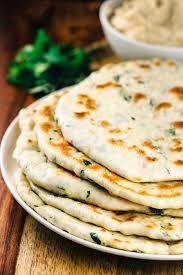herbed homemade flatbread vegan the