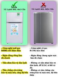 Tủ lạnh mini 90 lít 2 cửa Sinni tiết kiệm điện MNB-90