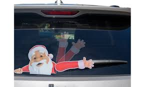 Up To 42 Off On Rear Vehicle Car Window Movin Groupon Goods