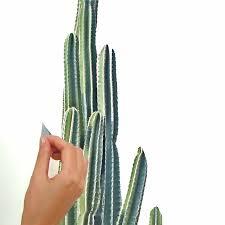 Union Rustic Cactus Wall Decal Reviews Wayfair
