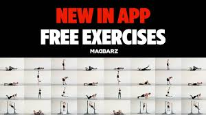 calisthenics workout app full body