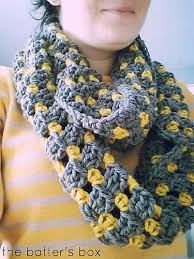 Ravelry: The Carefree Crochet Infinity Scarf pattern by Hilary Renshaw |  Crochet, Scarf crochet pattern, Crochet scarf