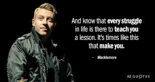 top quotes by macklemore of a z quotes