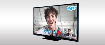 skype calls on your non smart tv