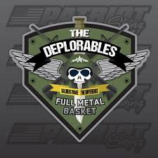 The Deplorables 2 Inch Decal Patriotskinz Com