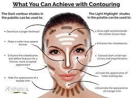 aesthetica cosmetics cream contour