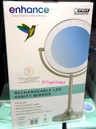 feit electric enhance led vanity mirror