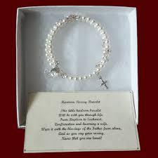 irish rosary bracelet alert bracelet