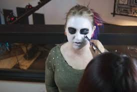 makeup tutorial day of the