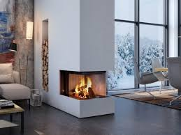 wood burning fireplace insert premium