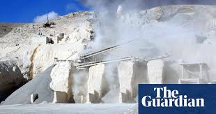 Concrete The Most Destructive Material On Earth Us News The Guardian