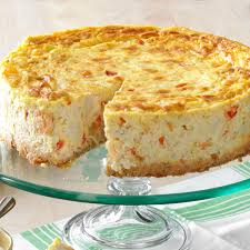 Creole Shrimp & Crab Cheesecake Recipe ...