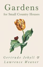 small country houses by gertrude jekyll