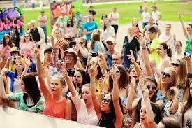 Праздник в честь Дня молодёжи устроят в Могилёве 12 августа