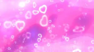 خلفية فيديو قلوب وردية متحركة للمونتاج جاهز للتحميل Youtube