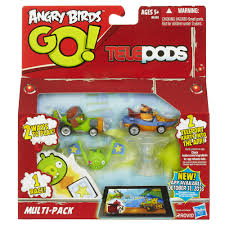 Angry Birds Go Telepods Multi-Pack price in UAE