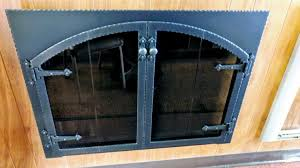 what do fireplace doors cookware and