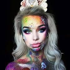 fantasy makeup mermaid saubhaya makeup