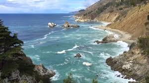 مشاهد للمونتاج شاطئ بحر جبل صخور Hd Video Background Youtube