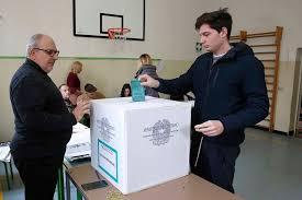 Elezioni regionali, affluenza al 67,97% alle 23 a Reggio Emilia e ...