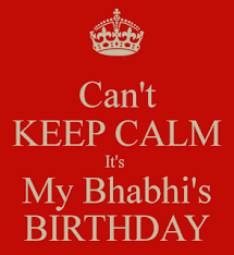 happy birthday wishes for bhabhi images messages