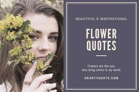 beautiful flower quotes and funny puns to cheer up your loved one