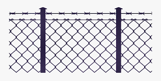 Transparent Chainlink Fence Png Barbed Wire Fence Png Free Transparent Clipart Clipartkey