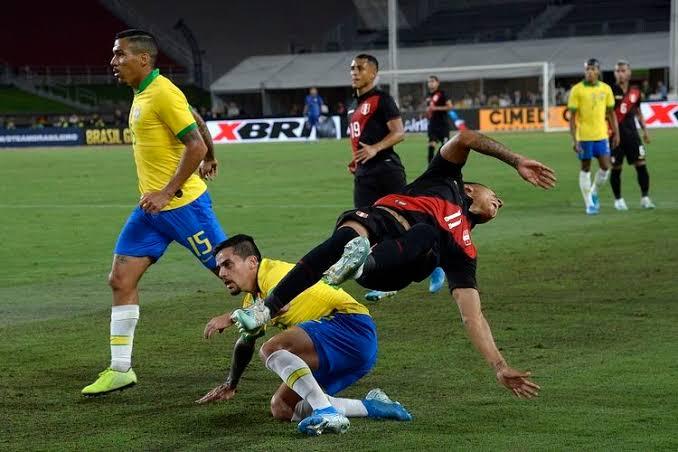 Image result for Peru Vs Brasil