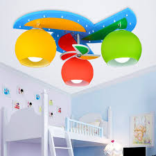 Children Ceiling Lights Kids Bedroom Novelty Decration Led Ceiling Lamps With Section Function 110v 220v Ceiling Lamp Led Ceiling Lampchildren Ceiling Lights Aliexpress