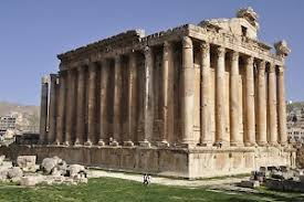 Baalbek, Temple of Bacchus - Livius