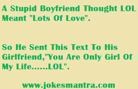 funny boyfriend jokes
