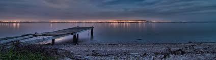 s lakes multiscreen jetty 3840x1080