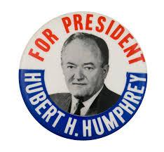 Hubert H. Humphrey for President | Busy Beaver Button Museum