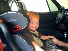 child in front seat booster with airbag