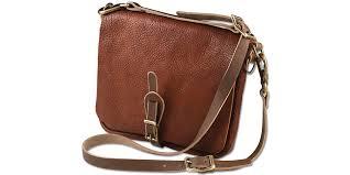 bison messenger bag kit tandy leather