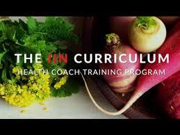 the integrative nutrition curriculum