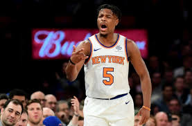 Dennis Smith Jr.'s Time In New York Appears Limited