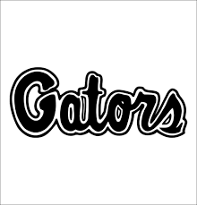 Florida Gators 2 Decal North 49 Decals
